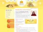 Masáže Brno | BELLIS masážní studio