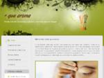 Cosmetica natural y aromas para el hogar - Masquearoma. com