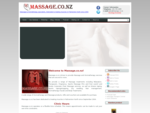 Massage. co. nz The Massage Company - Home