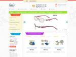 Сайт мастерская. Интернет-магазин очков, оправ и контактных линз