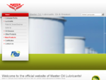 Master Oil Lubricants Greece Industrial Automotive Motor Oil, Lubricant, Grease Manufacturer ...