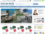 Loisir-jardin AchatVente de mobilier de jardin, piscine, cheminée et bricolage pas cher