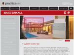 MasterWall System overview