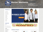 Master Workwear   Clothing, Printing and Embroidery