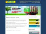 Aran SC - Sprzedaż używanych maszyn rolniczych i budowlanych