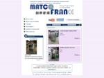 Matco France - materiel industriel d'occasion