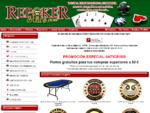 RepokerStars - Cataacute;logo - Tienda de Poker Almeria - Tapetes de poker, fichas de poker, baraj