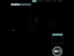 Mater Matuta la nuova band emergente catanese