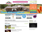 Win a House in Mater Prize Home Lottery - Charity Lotteries
