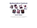 Mathematica - Thales, Byron-Germain, Fibonacci, Pythagoras, Euler, Lagrange, Newton
