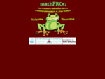 mathFROG - Fun Resources Online Games