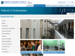 TCD School of Mathematics