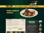 Mattes restaurace | Budějovická, Praha 4