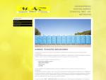 Χημικές Τουαλέτες Θεσσαλονίκη | MAT – Νίκος Ματζόλης