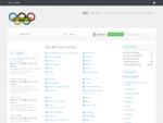 Max-Web Sport Directory Tutto il meglio dello sport sul Web