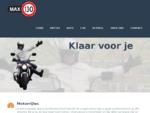 Rijschool Max120 rijles in Haarlem, Hoofddorp en Beverwijk