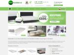 Bedden en matrassen koop je online bij Maxshopping. nl