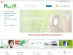 Maxfit - Embalagens, Vestuário e Protecção Laboral