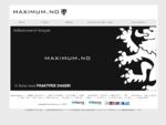 Kjøp designermerker, moteklær, accessories fra vår nettbutikk - Maximum. no - klokker, herrejeans