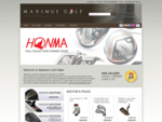 Maximus Golf Online Golf Shop for Golf Equipment and Accessories