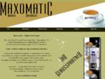 Maxomatic Ihr Kaffeeautomaten Spezialist - Maxomatic - Ihr Kaffeautomaten Spezialist in Linz