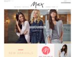 Max - Maxshop. com - Women's Clothing, Shop Online - Max Shop