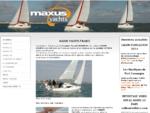 Voiliers transportables en dériveur Intégral ou en biquille - Maxus Yachts - Voiliers ...