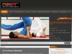 MaxxFIT Kranj - fitnes center z osebnim pristopom