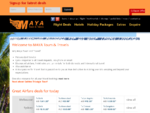 Cheap Airfares from Australia, Book Cheap Flights from Australia with MAYA Tours & Travels