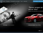 A Mazda apresenta a gama de carros novos, com especific. e preços
