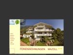 Appartements Mazoll - Naturns bei Meran - Südtirol - Italien
