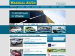 Mazzilli auto, Auto Usate, Vendita Auto Usate, Automobili, Usato, Aziendali, Fiat usate, Alfa