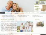 Naturhaus, Vollholzhaus, Massivhaus aus Holz Kärnten Österreich Einfamilienhäuser, Kleingartenhäuser