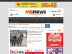 MB News - Monza e Brianza News - Notizie, Giornale online della Provincia di Monza e Brianza