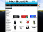 Mc-Boden AB - Mc kläder, fyrverkerier, fyrverkeri batterier, snöskoter kläder, ryggskydd, hjälm