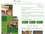 Hardwood Leisure Garden Furniture - McCalls Woodworking - Carlow Ireland
