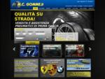 McGomme il Gommista a Roma Assetti auto Porsche e Ferrari