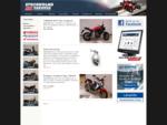 Nya begagnade motorcyklar, motorcykel, MC tillbehör kläder säljes | Stockholms MC-Varuhus