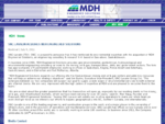 MDH Engineered Solutions Corp. Logo