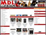 Mdlmusic. it, mdl music, siracusa, moscuzza maurizio, strumenti musicali, yamaha, sonor, enzo