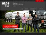 MDS Gas Sp. z o. o. - hurtowa i detaliczna sprzedaż gazu
