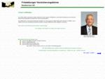 Friedeburger Versicherungsbouml;rse Assekuranz UG