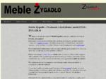 Meble Żygadło - Producent mebli tapicerowanych - Kraczkowa