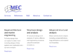 Engineering services for marine and offshore industry