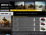 Gamme CAN-AM Roadster 38; Spyder (BRP) - Meca Fun concessionnaire quad, SSV, Spyder, Jet-ski de