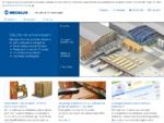 Mecalux Estantes metálicas, sistemas de armazenagem, armazéns automáticos.