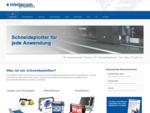 medacom graphics GmbH Ihr kompetenter Partner für Schneideplotter