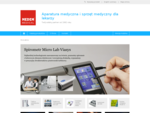 MEDEM - Aparatura medyczna i sprzęt medyczny dla lekarzy