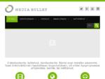 Media Bullet | Videotuotanto, äänituotanto, miksaus, masterointi, kotisivut. Digitaalisen medi
