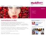 Home ❘ MediaTeam Karg Kapello-Karg GbR ❘ Werbe- und Produktionsagentur | MediaTeam --- Werbe- und